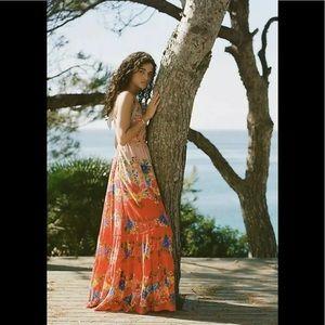 Atacama maxi dress